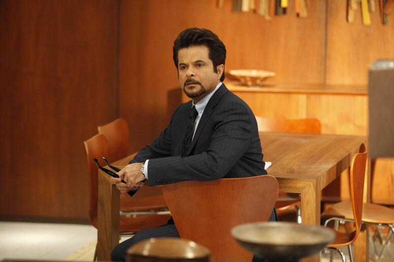 24: Anil Kapoor in una scena della stagione 8