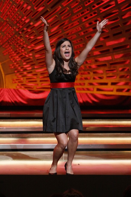 Glee: Lea Michele nell'episodio Sectionals