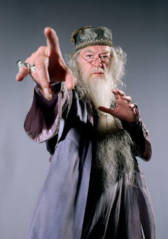 Harry Potter e il Prigioniero di Azkaban: un'immagine di Michael Gambon
