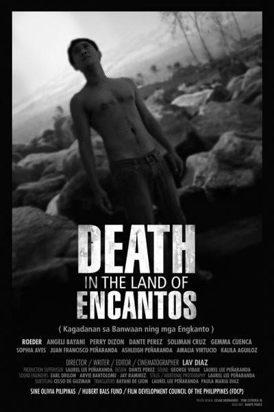 La locandina di Death in the Land of Encantos