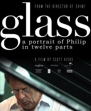 La locandina di Glass: A Portrait of Philip in Twelve Parts