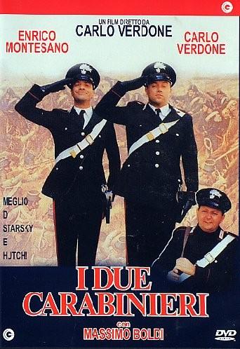 La locandina di I due carabinieri