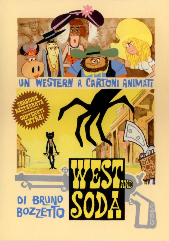 La locandina di West & Soda