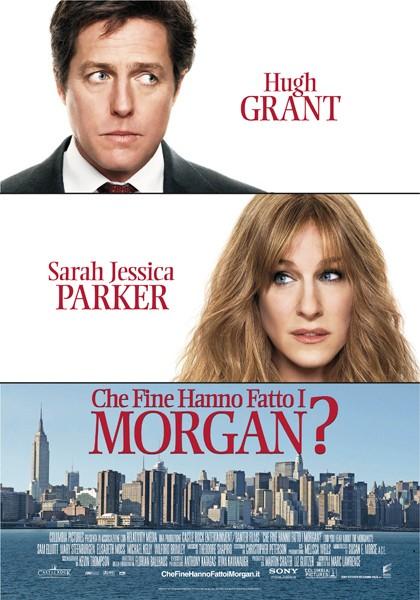 Locandina italiana del film Che fine hanno fatto i Morgan?