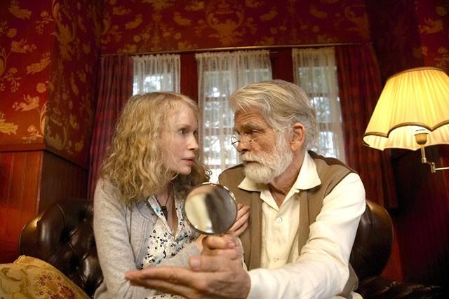 Mia Farrow in una scena del film Arthur e la vendetta di Maltazard