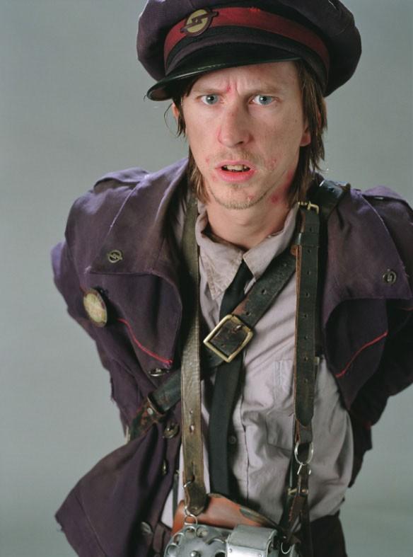 Stan Picchetto interpretato da Lee Ingleby per il film Harry Potter e il Prigioniero di Azkaban