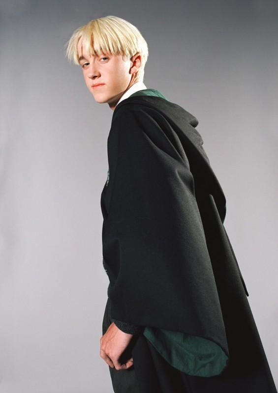 Tom Felton è Draco Malfoy in un'immagine promo del film Harry Potter e il prigioniero di Azkaban