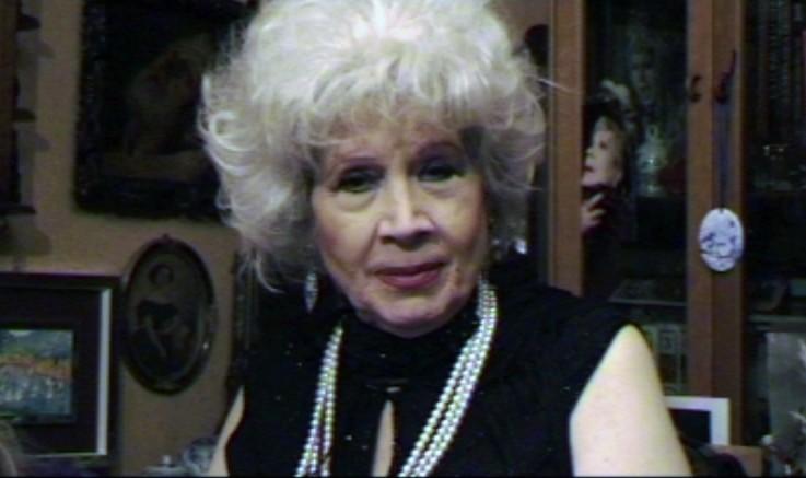 Giorgia O'Brien nel documentario a lei dedicato Giorgio/Giorgia (storia di una voce)