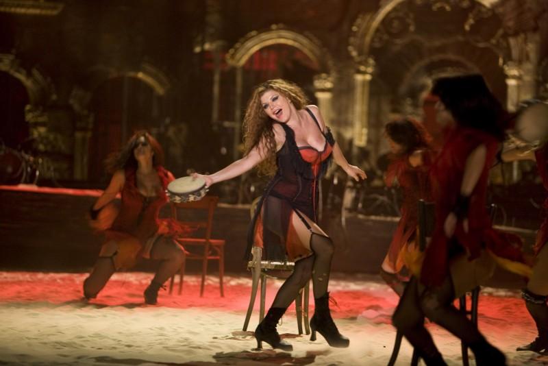 La cantante Stacy Ferguson diventa attrice per il musical Nine