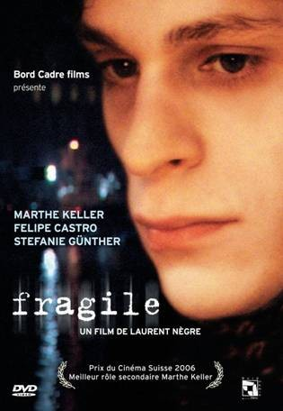 La locandina di Fragile