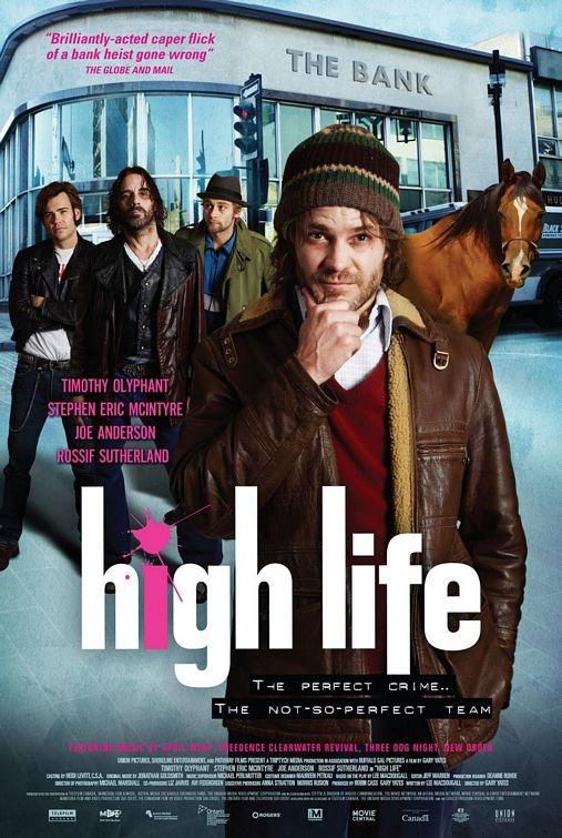 La locandina di High Life