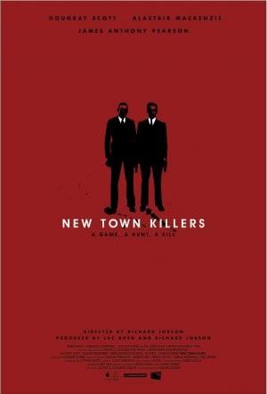 La locandina di New Town Killers