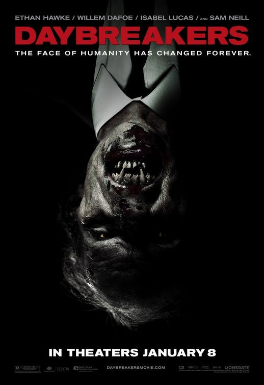 Nuovo poster USA per Daybreakers