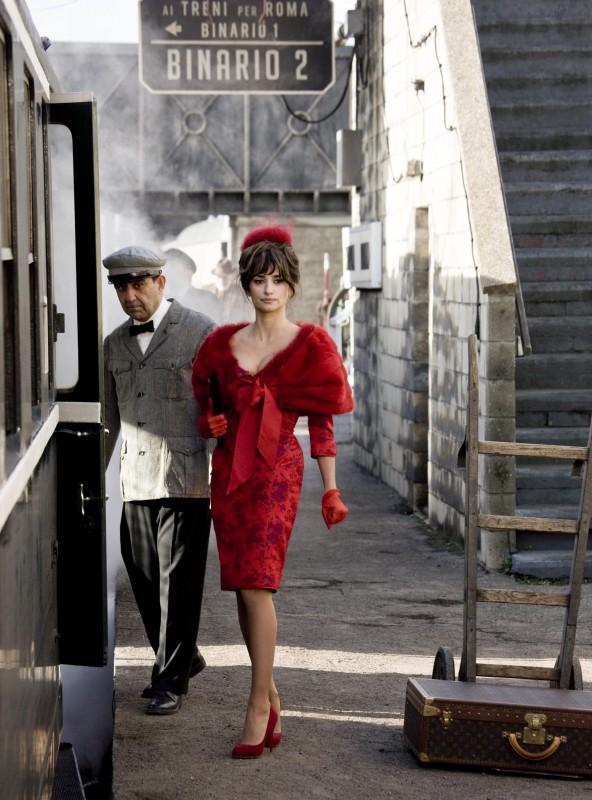 Penelope Cruz in una scena di Nine, musical di Rob Marshall
