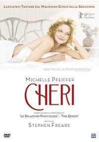 La copertina di Chéri (dvd)