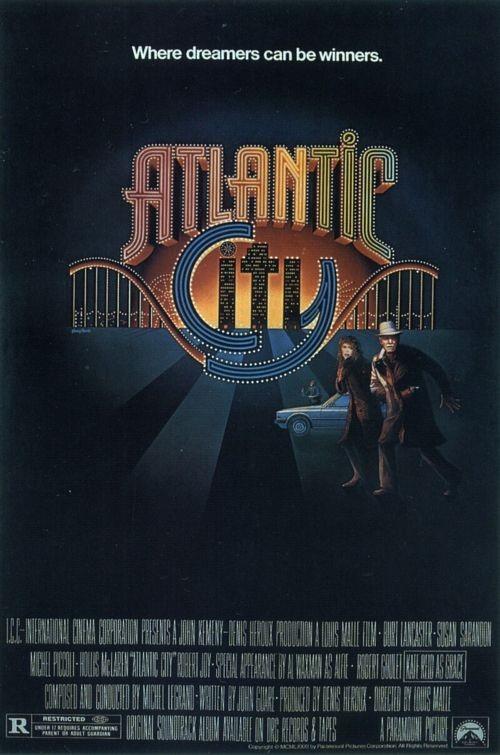 La locandina di Atlantic City, USA