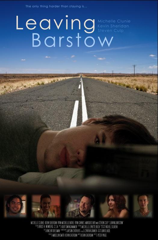 La locandina di Leaving Barstow