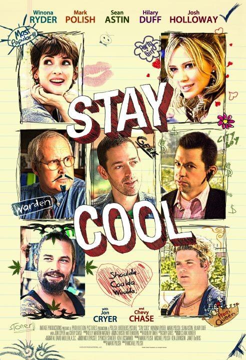La locandina di Stay Cool