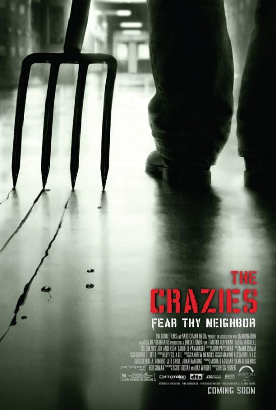 Locandina definitiva di The Crazies