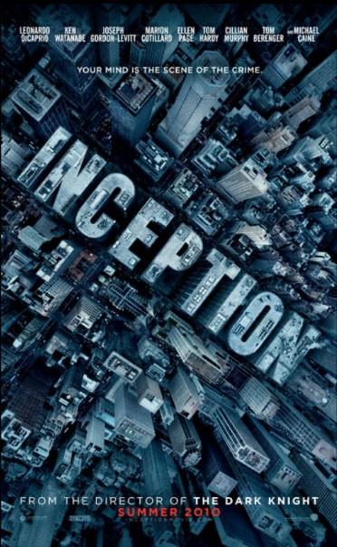 Locandina di Inception