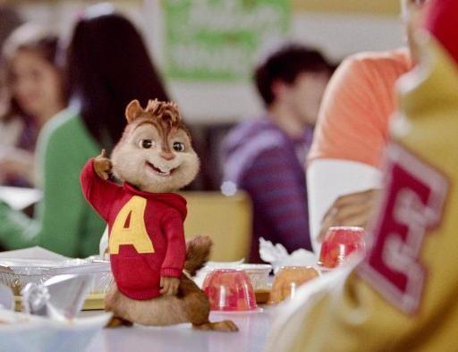 Alvin, protagonista di Alvin Superstar