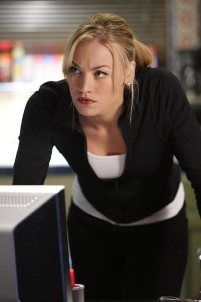 Chuck: Yvonne Strahovski nell'episodio Chuck Vs. The Three Words