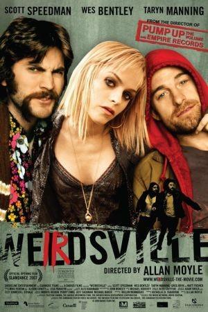 La locandina di Weirdsville