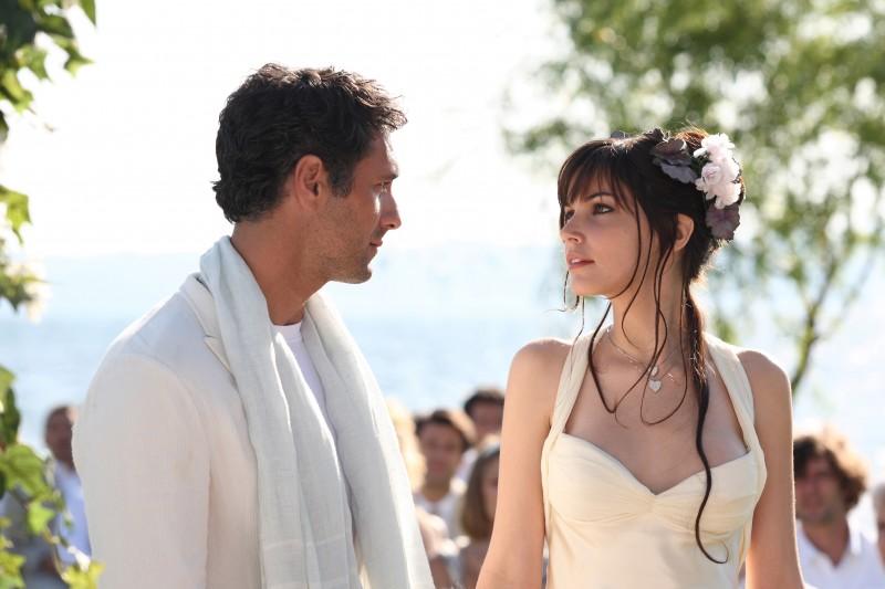 Raoul Bova e Michela Quattrociocche in un'immagine da Scusa ma ti voglio sposare