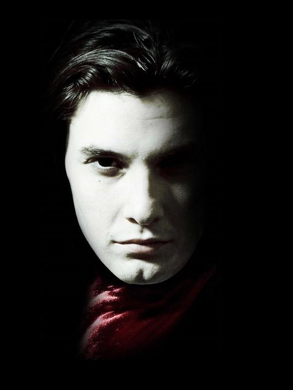 Un'immagine promozionale di Ben Barnes per il film Dorian Gray