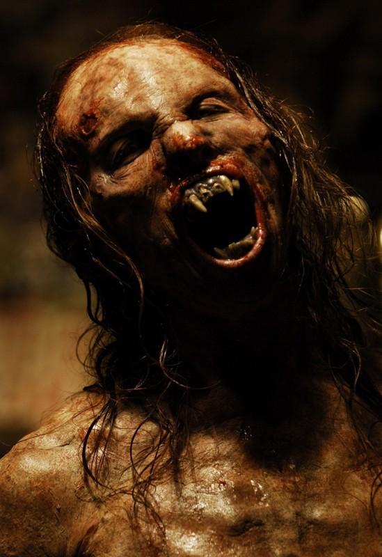 Un vampiro in una sequenza del film Daybreakers, del 2010