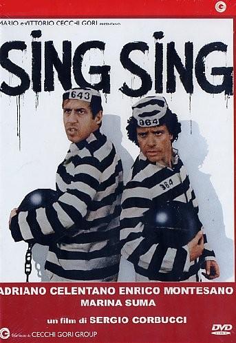 La locandina di Sing Sing