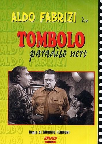 La locandina di Tombolo, paradiso nero