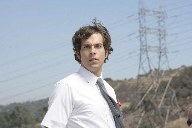 Chuck (Zachary Levi) nell'episodio Chuck vs. Chinatown