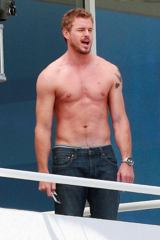 Eric Dane a torso nudo