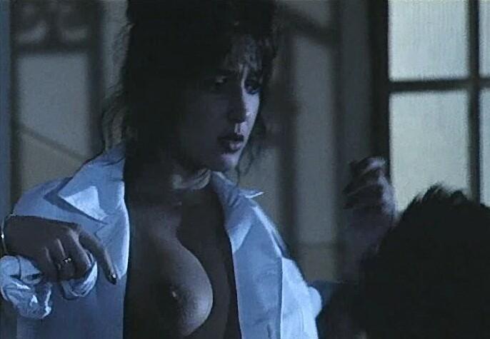 Carmen Di Pietro nel film Snack Bar Budapest, di Tinto Brass