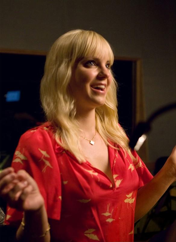Anna Faris dà la voce a una delle Chipette nel film Alvin Superstar 2