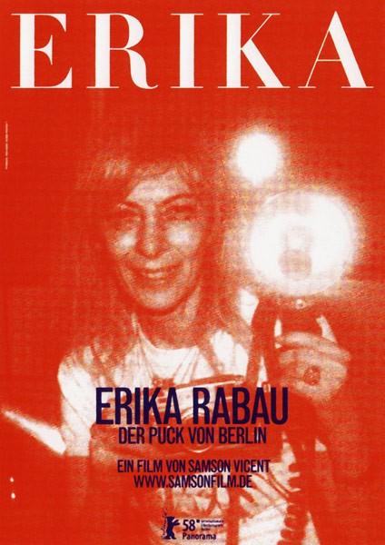 La locandina di Erika Rabau - Puck of Berlin