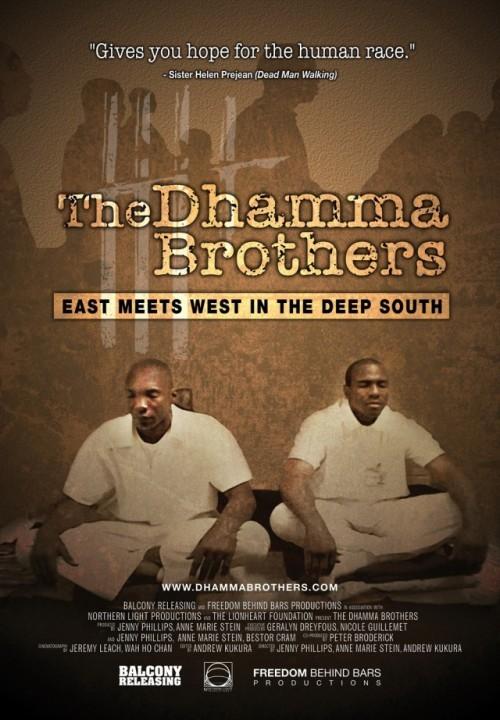 La locandina di The Dhamma Brothers