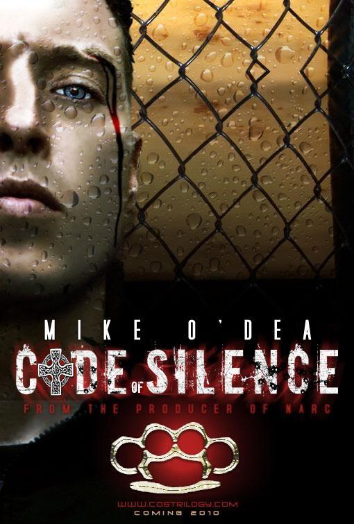 La locandina di Code of Silence