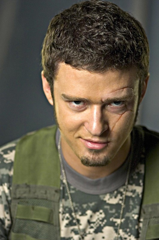 Justin Timberlake nel film Southland Tales
