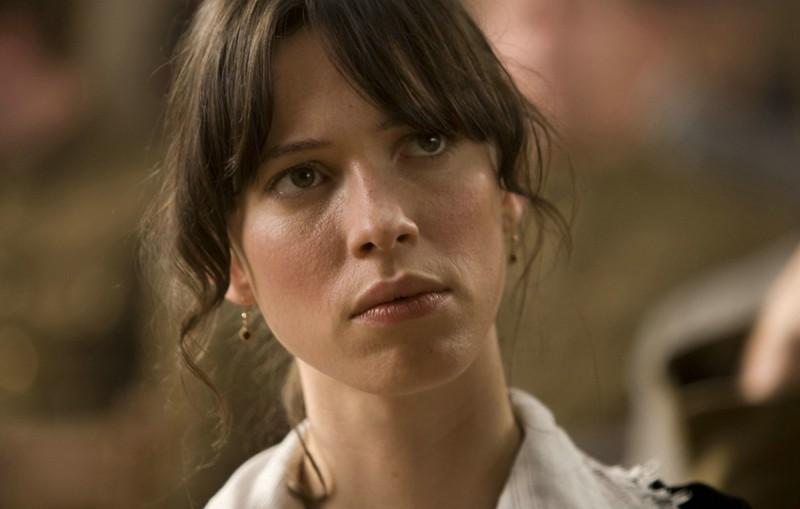 Rebecca Hall nel ruolo di Emily Wooton del film Dorian Gray (2009)