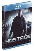 La copertina di Hostage (blu-ray)