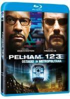 La copertina di Pelham 1-2-3: Ostaggi in metropolitana (blu-ray)