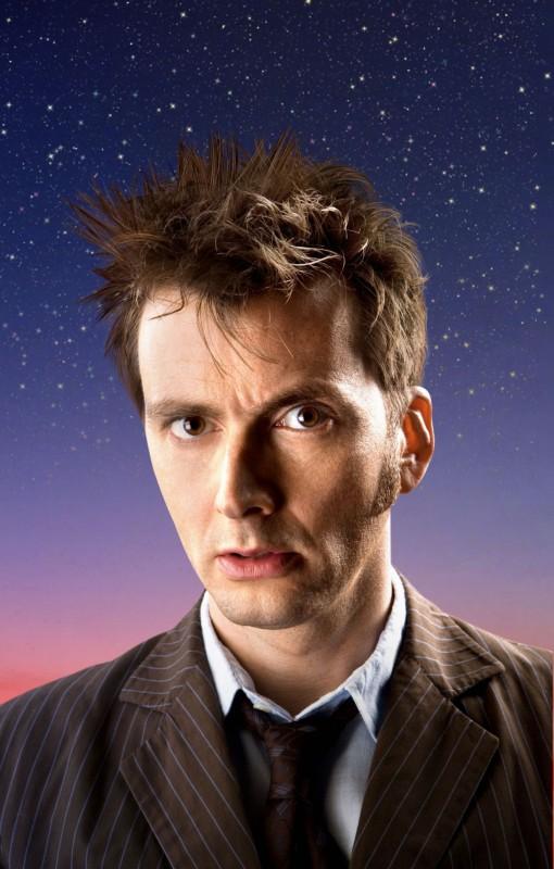 Doctor Who: David Tennant in una foto promozionale per lo speciale The End of Time