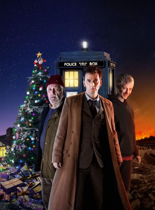 Doctor Who: Una foto promozionale per il doppio speciale The End of Time