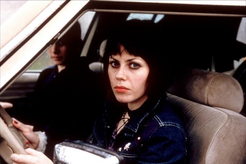 Fairuza Balk interpreta Paula nel film Personal Velocity, 2002