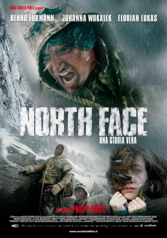La locandina italiana di North Face - Una storia vera