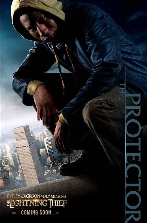Percy Jackson e gli dei dell'Olimpo: Il ladro di fulmini - Character Poster 3
