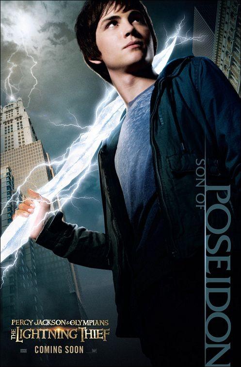 Percy Jackson e gli dei dell'Olimpo: Il ladro di fulmini - Character Poster 6
