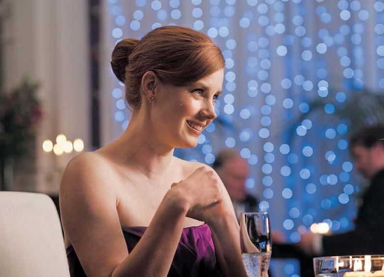 Amy Adams in un'immagine dal film Leap Year